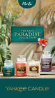 Yankee Candle Candele Profumate in Giara NEW The Last Paradise 2021 Collection