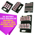 Hot Universal 4 LTO LFP Lipo Battery Active Equalizer 5A Battery Cells Balancer
