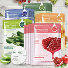 Korean Natural Moisturising Hydrating Face Mask Sheet Facial Mask Pack UK Seller