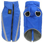 Pet Rain Coat for Small Puppy Dogs Jacket Padded Casual Waterproof Dogs Costume