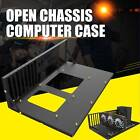Open Chassis Computer case Motherboard Bracket Equipment Mining Rig Frame BTC