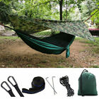 Tent Camping Hammock Mosquito Net with Rain Tarp Cover Portable Bed Waterproof