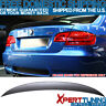 Fits 07-13 3 Series E92 Trunk Spoiler Painted Sparkling Graphte Metallic -ABS