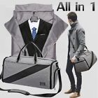 2019 US Men Sport Garment Shoes Bag Travel Carry On Suit Handbag Luggag