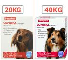 Beaphar WORMclear for Worming Tablets for Cats, Small Dogs & Large Dogs