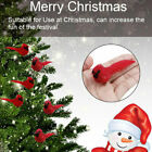 1pcs+Artificial+Red+Feathered+Birds+Christmas+Ornaments+Garden+decoratio_P2