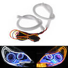 Flexible Car Soft Tube 12V 5W LED Strip Light DRL Daytime Running Headlight Lamp