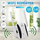 WiFi Range Extender Internet Booster router Wireless Signal Repeater Amplifier