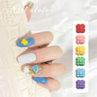 Nail Checkered Four-leaf Jewelry Cute Summer Small Fresh Nail Decoration