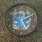 """EMS On Call for Life 9"""" Wall Clock"""