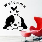 Removable Dog Stickers Home Decoration Nordic Style Home For Kid Room Wall Decal
