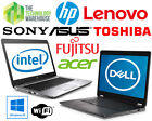 Dell Hp Powerful Laptop With Intel I3 I5 I7 Cpu + Hdd Or Ssd & Windows 10 Pro