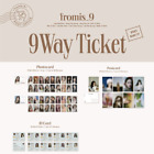 FROMIS_9 - 9 WAY TICKET PHOTO CARD ID CARD POST CARD