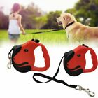 Retractable Dog Leads Lead Extending Puppy Walking Running Leashs Durable Nylon