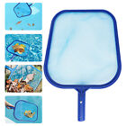 Swimming Pool Leaf Skimmer Net Heavy Duty Rake Mesh Spa Pond Cleaning With Pole