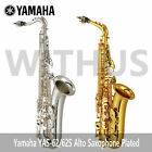 Yas-62S 04 Alto Saxophone Plated(Latest Model/ Gold, Silver)