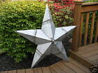 14''Rusted*Metal*Star*Barn*Old*Roof*Rusty*Sign*Texas*SV