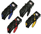 BUFFALO BLADE SUMMER LEATHER MOTORCYCLE GLOVES
