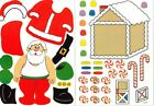 Build A Bear,Santa,Snowman & more STICKERS Your Choice
