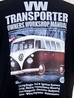 VW T1 Camper Brown splittie KOMBI Shirt VWG029B VWG029W