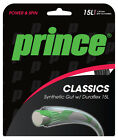 Prince Synthetic Gut Duraflex 1.30mm 16 Tennis Strings Set