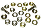 Eyelet Grommet Repair Kit 3mm 6mm 9mm 11mm Brass Nickel