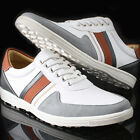 White Rogen Stylish Casual Footwear Sneakers Mens Shoes