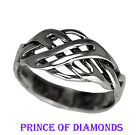 New Celtic Real Sterling silver .925 infinity knot ring Jewelry Pick your size