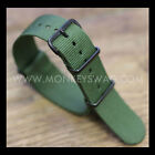 MILITARY GREEN G10 NATOWATCH STRAP