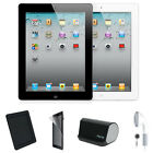 Apple i Pad 2nd Generation 32GB WiFi - 2 Colors Black / White - 4PC KIT