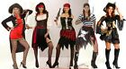 CARIBBEAN PIRATE CREW COSTUMES SEXY BUCCANNEER,PIRATE WENCH, PIRATE DECKHAND