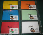 Early Years & Foundation Stage Numbers Recognition 0 - 20, Pre-School & Nursery