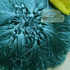 Teal 12cm Tassels Craft Sewing Curtains Trimming Embellishment T16