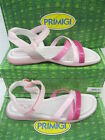 "Primigi Junior Girls Pink Leather Sandals ""Nilda velsan"""