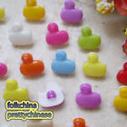 Assorted Cute Duck 15mm Plastic Buttons Sewing Scrapbooking Cardmaking ASTB03
