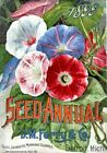 Ferry 9 Vintage Seed Cover Picture Art Print Poster A4 A3 A2 A1