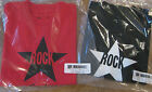 New Fender Guitars Boys or Girls Rock Star Shirt - Red or Black - Cool shirt