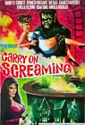 CARRY ON SCREAMING B-MOVIE REPRODUCTION ART PRINT A4 A3 A2 A1