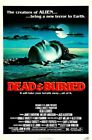 DEAD AND BURIED 01 B-MOVIE REPRODUCTION ART PRINT A4 A3 A2 A1