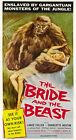 THE BRIDE AND THE BEAST 2 REPRODUCTION ART PRINT A4 A3 A2 A1