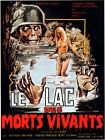 ZOMBIE LAKE B-MOVIE REPRODUCTION ART PRINT A4 A3 A2 A1