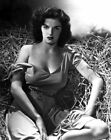 Vintage Art Poster Silver Screen Actress Jane Russell 02 A4 A3 A2 A1