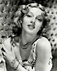 Vintage Art Poster Silver Screen Actress Lana Turner Print A4 A3 A2 A1