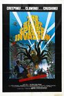 THE GIANT SPIDER INVASION B-MOVIE REPRODUCTION ART PRINT A4 A3 A2 A1