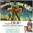 THE INVADERS FROM MARS 04 B-MOVIE REPRODUCTION ART PRINT A4 A3 A2 A1