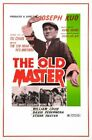 THE OLD MASTER 1979 01 VINTAGE B-MOVIE REPRODUCTION ART PRINT A4 A3 A2 A1