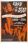 ORGY OF THE DEAD 01 VINTAGE B-MOVIE REPRODUCTION ART PRINT CANVAS A4 A3 A2 A1