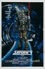 SATURN 3 01 VINTAGE CLASSIC B-MOVIE REPRODUCTION ART PRINT A4 A3 A2 A1