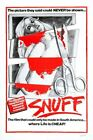 SNUFF 02 VINTAGE CLASSIC B-MOVIE REPRODUCTION ART PRINT A4 A3 A2 A1