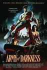 Army Of Darkness Movie Poster Reproduction Art Print A4 A3 A2 A1